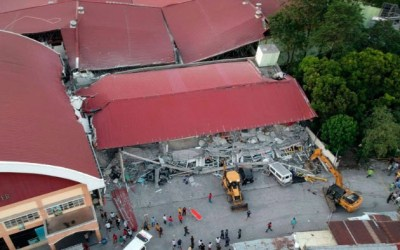 Strong quakes put spotlight on structural integrity of buildings