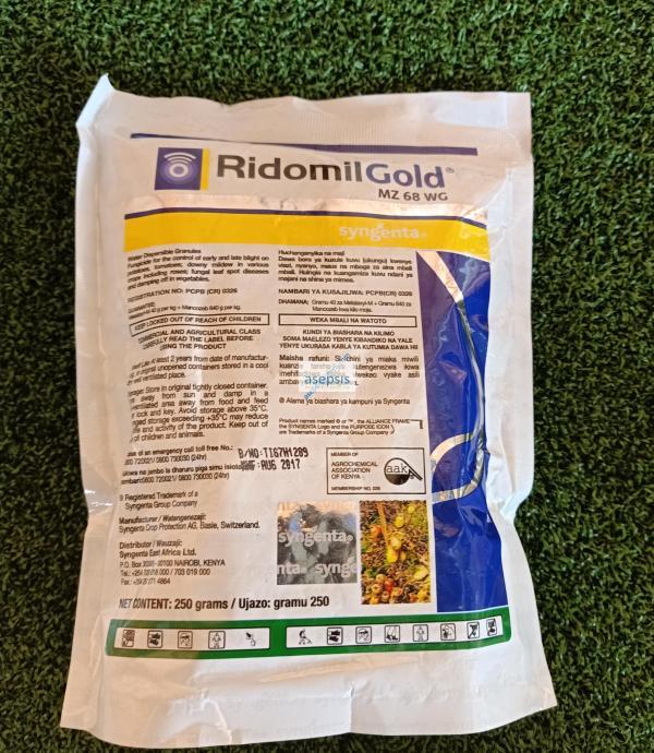 Ridomil Gold 50 grammes