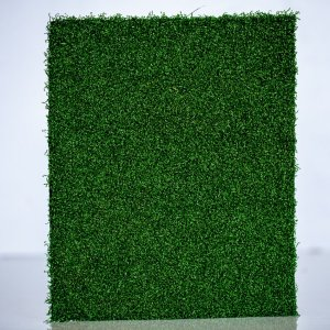 Artificial Grass used in mini soccer pitches, mini-golf putting greens, kindergarten play areas, hotel lobbies, rooftop and balcony gardens, and poolside