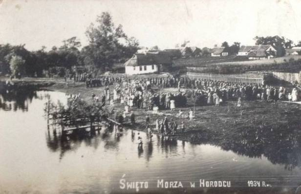 Horodetz (lugar de nacimiento de Abraham Czernik)