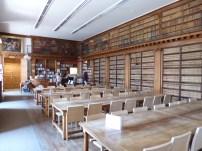 Biblioteca de la Facultad de Medicina de Montpellier en 2013