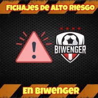 Fichajes de alto riesgo en Biwenger