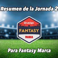 Análisis de la Jornada 2 para LaLiga Fantasy Marca