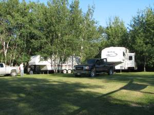 Camping | Asessippi Beach & Campground