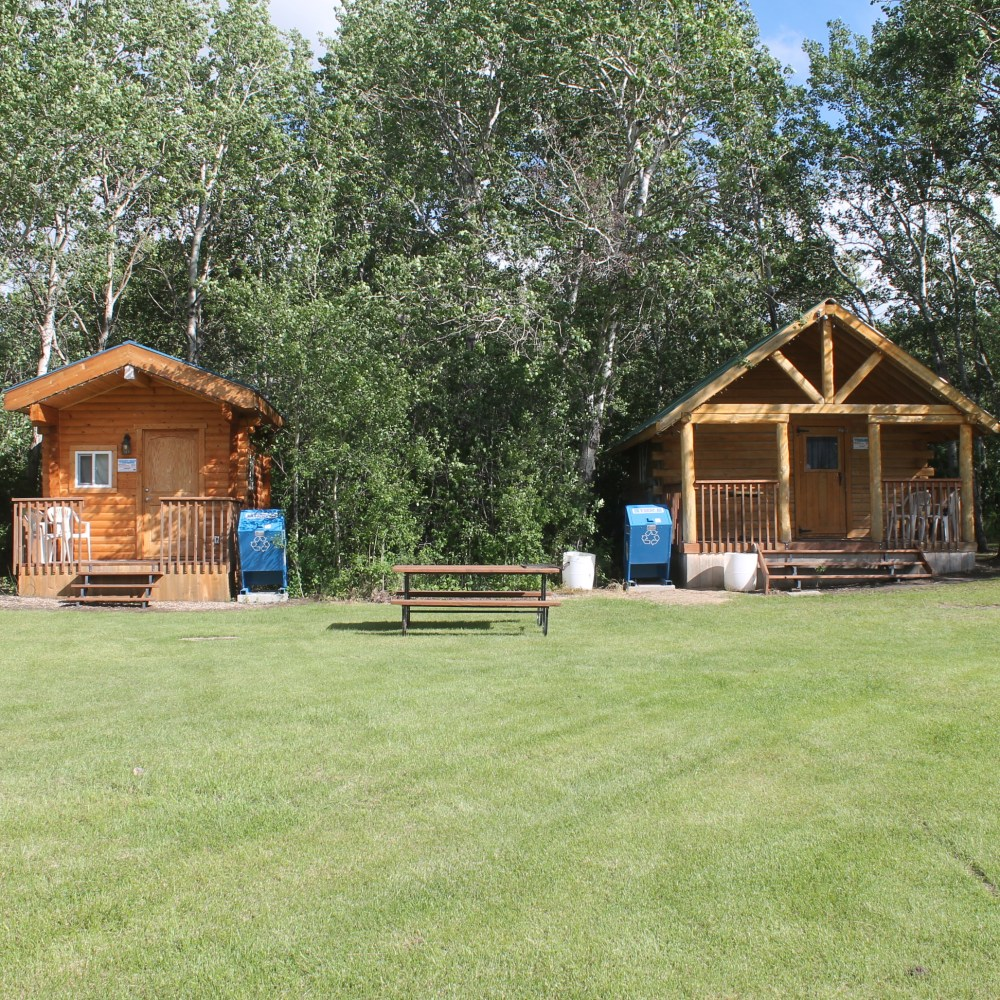 Log Cabin & Beach Hut Daily Rentals