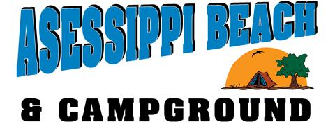 Asessippi Beach Logo