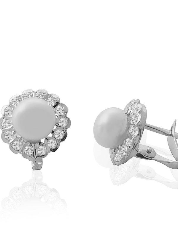 Fotografía de produto para E-Commerce-pendentes sobre fondo branco-Joyería Regueira