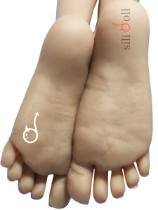sex doll feet