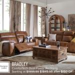 The Bradley Collection American Signature Furniture