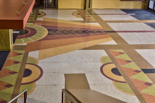 Terrazzo Floor Tiles Flooring Systems And Solutions