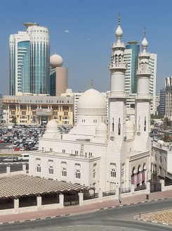 Dubai-Creek-Mosque