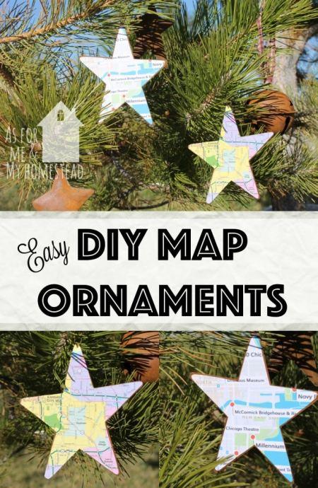 easy-diy-map-ornaments