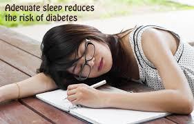 Tidur yang Cukup Dapat Mencegah Terkena Penyakit Diabetes Tipe 2
