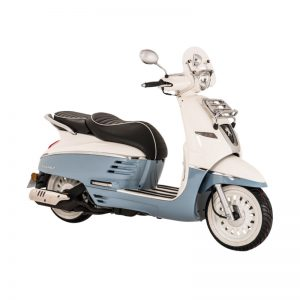 Peugeot Scooters Django Evasion, Motor Mewah nan Bergaya Retro