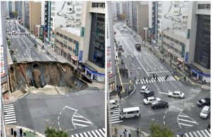 Cepatnya Perbaikan Jalan di Jepang, Hanya dalam 48 Jam!