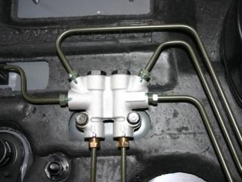Машинные трубопроводы