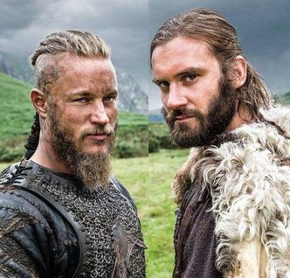 Двое викингов