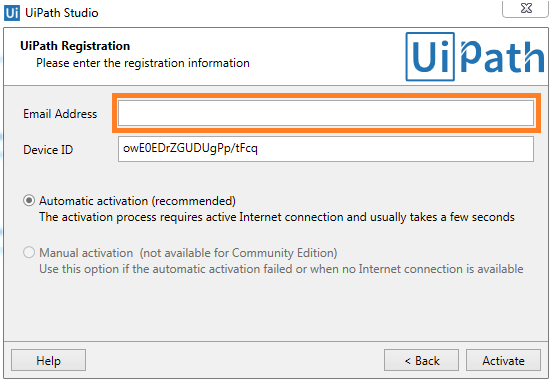 Beginners Guide to UiPath Setup - 2018 - Asha24 Blog