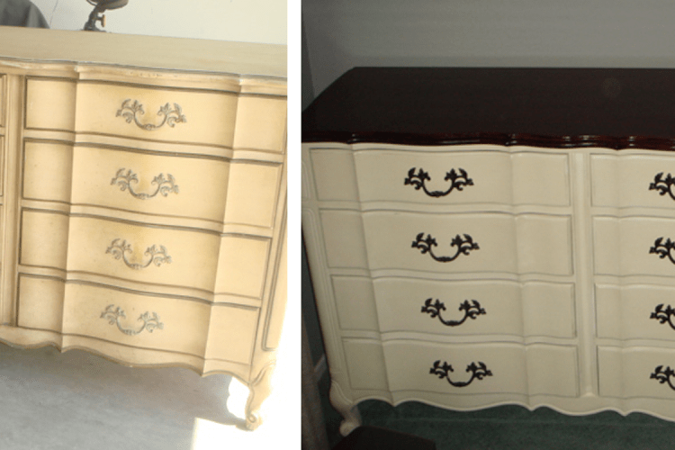 Before+After: Dresser