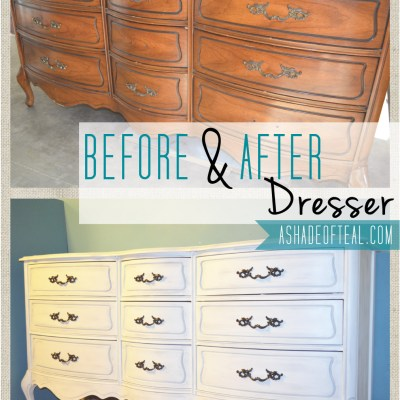 Before+After: Dresser Set