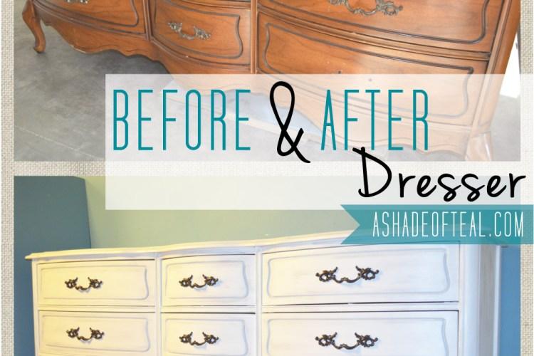 Before+After: Dresser Set