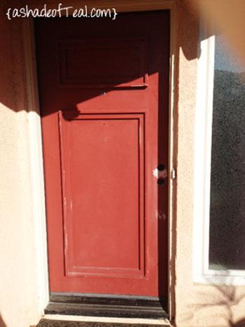 Redo: Front Door