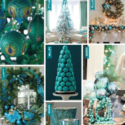Color Series {Holiday Edition} Teal