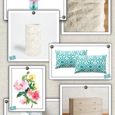 August {2015} Design Board
