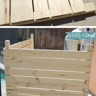 How to build a Pool or A/C Equipment Cover, part 2