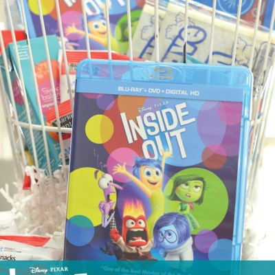 Inside Out Movie Release