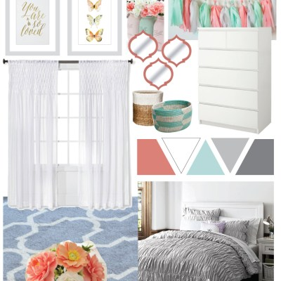 Big Girl Room, the Inspiration