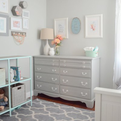 Big Girl Room, The Reveal!