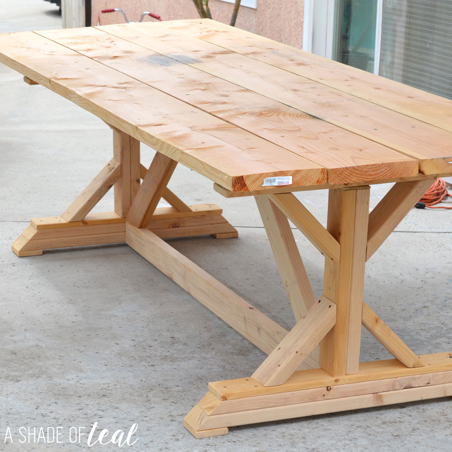 a touch class classic add to table of your product rustic home square farmhouse