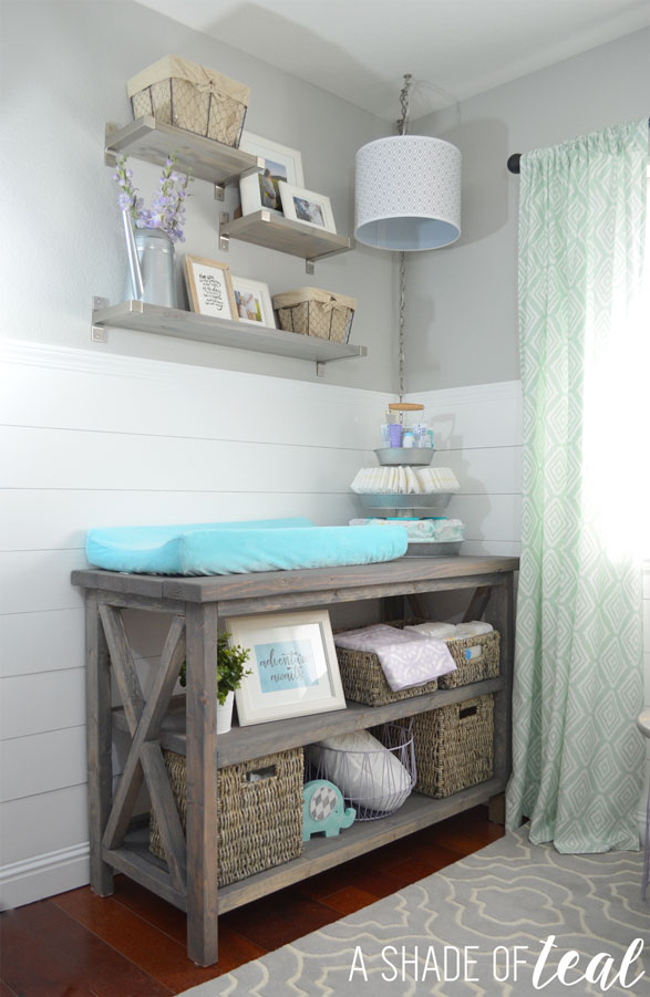 Rustic Glam Nursery Orc Source List