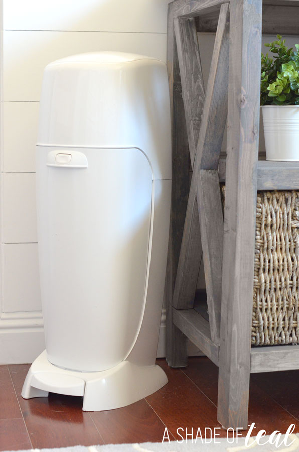 Create The Perfect Baby Changing Station Plus A Checklist