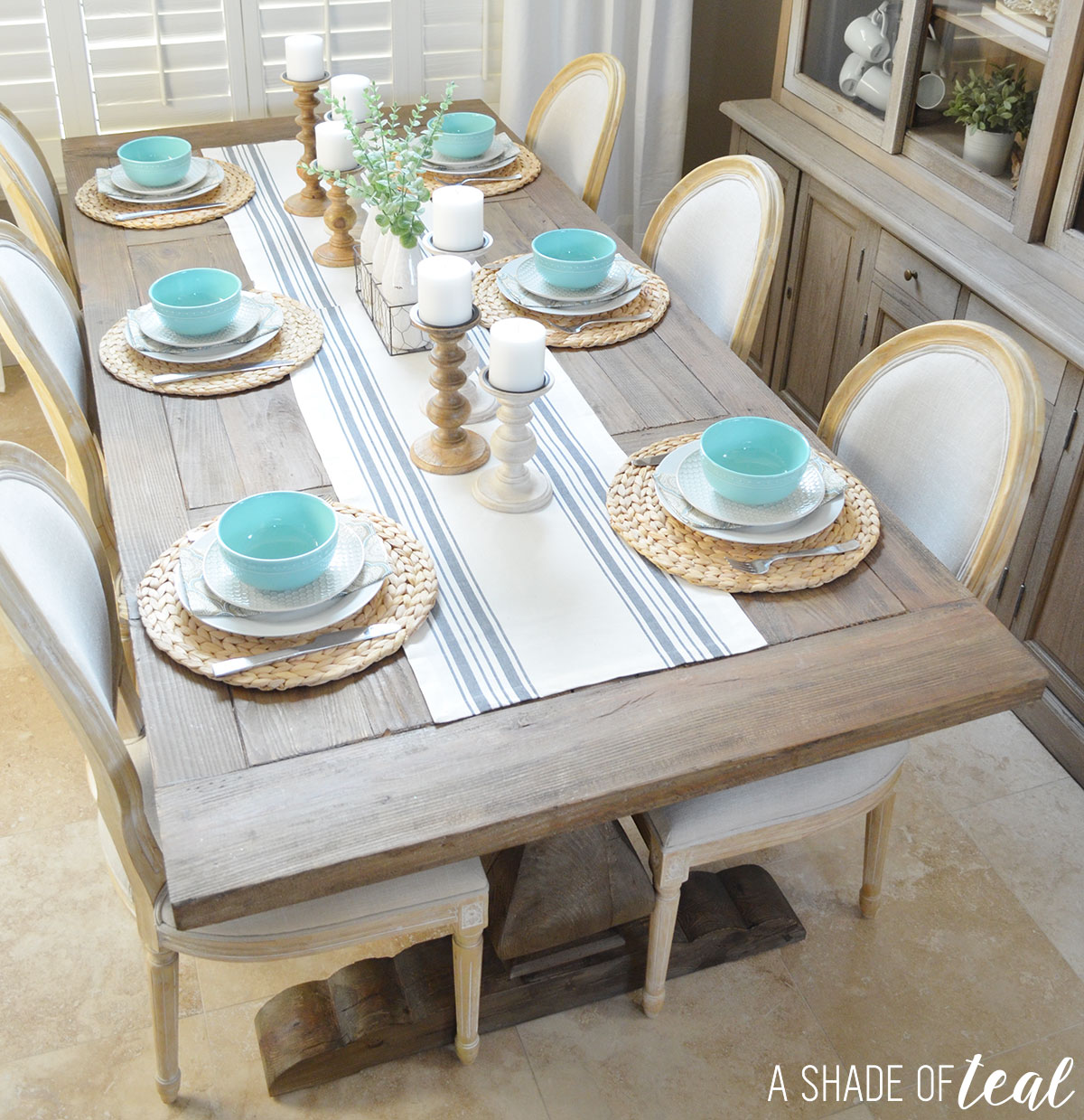 this table - Rustic Dining Table