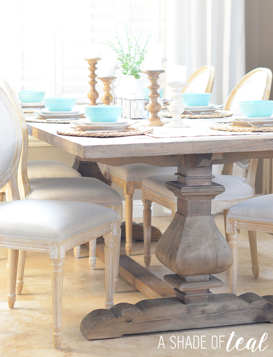 28 Contemporary Rustic Dining Tables Home
