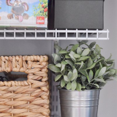 Get Organized! Storage Closet Makeover