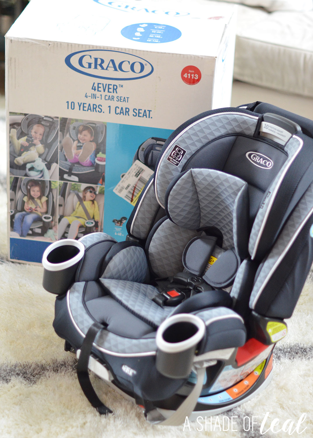 This car seat is incredibly versatile and you can use it for all 4 stages: Mommy \u0026 Toddler Travel Car Kit\u0027s, What to Pack!