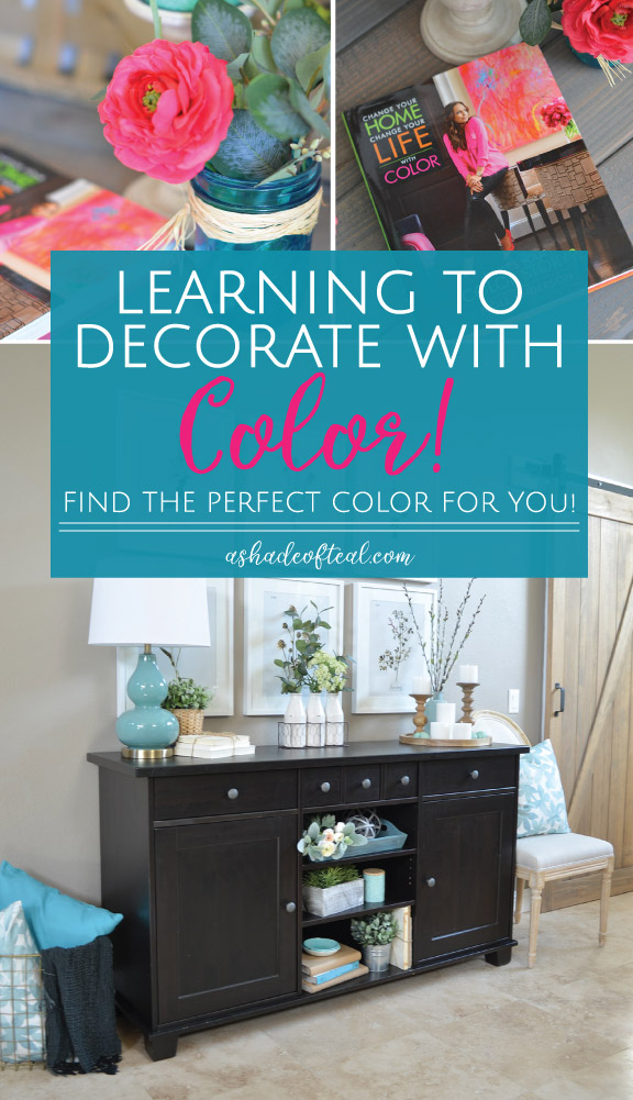 I Recently Introduced You To Change Your Home, Change Your Life™ With Color  By Moll Anderson. Itu0027s An Amazing New Book Focusing On Finding The Perfect  Color ...