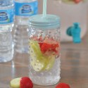 Fruit Infused Water, How to get your little one to drink more water!