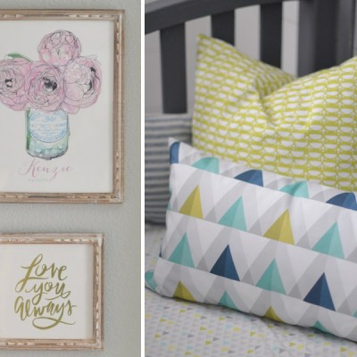Make a Room Unique with Custom Art & Decor from Minted!