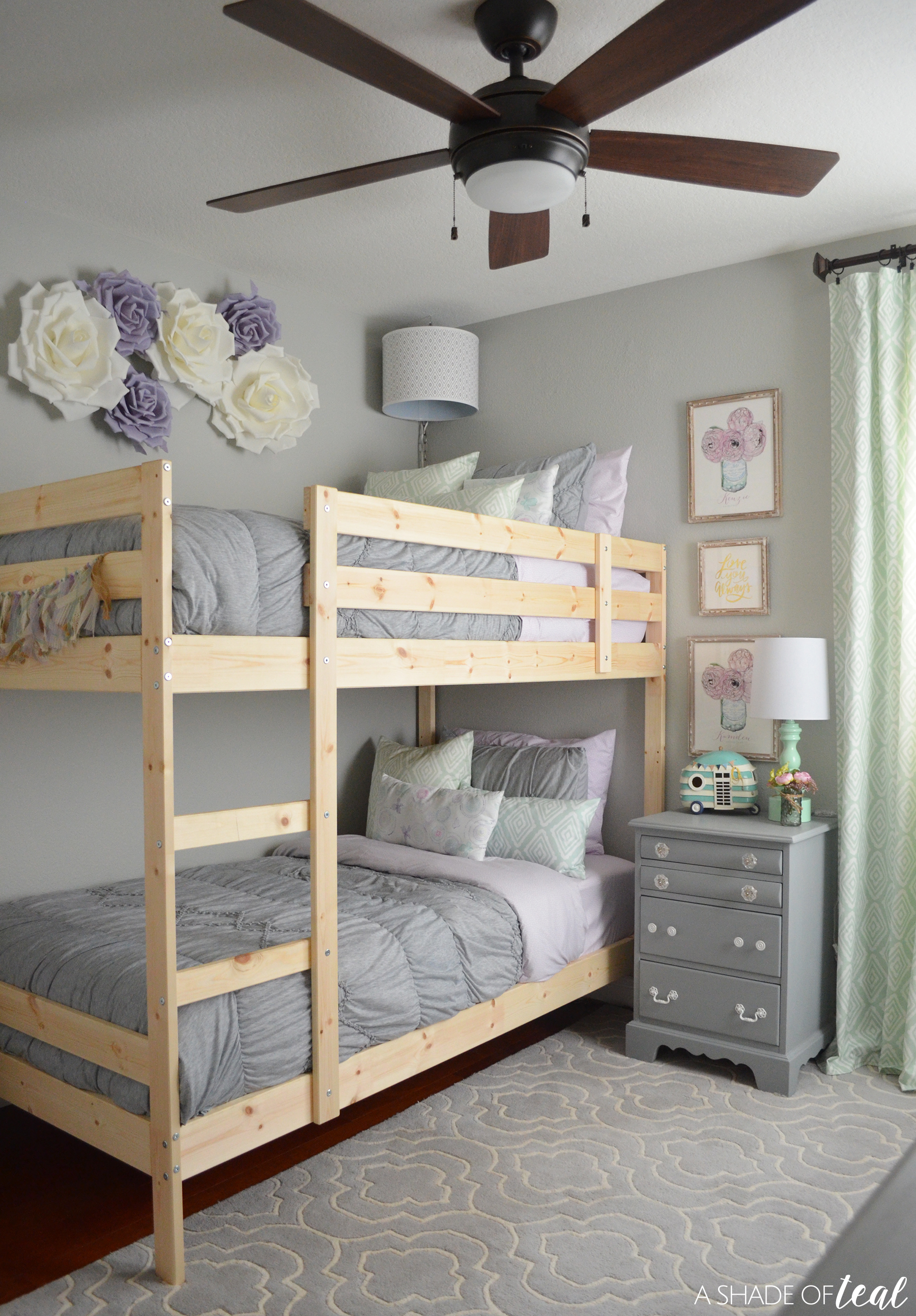 modern glam bedroom modern rustic glam shared bedroom orc the reveal 12578