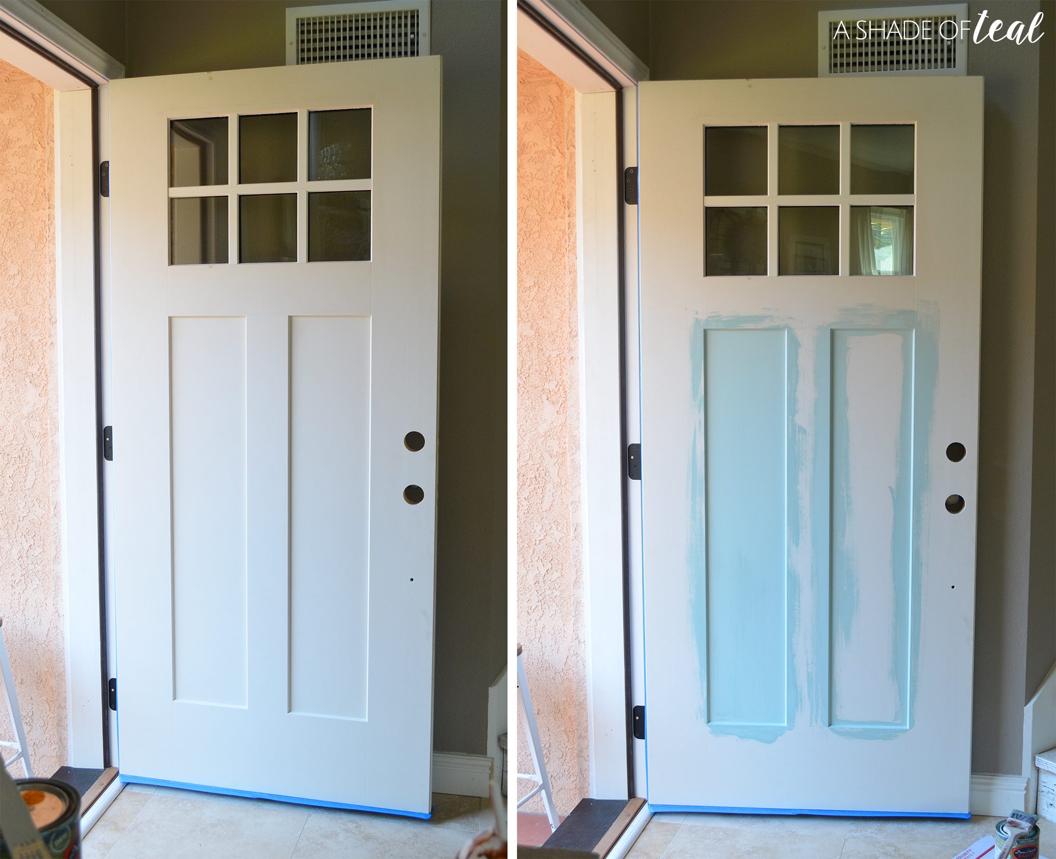 Updating Curb Appeal With A New Front Door