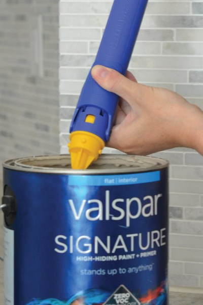 The Fastest Way to Touch Up Wall Paint!