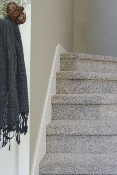 Simple Stair Makeover