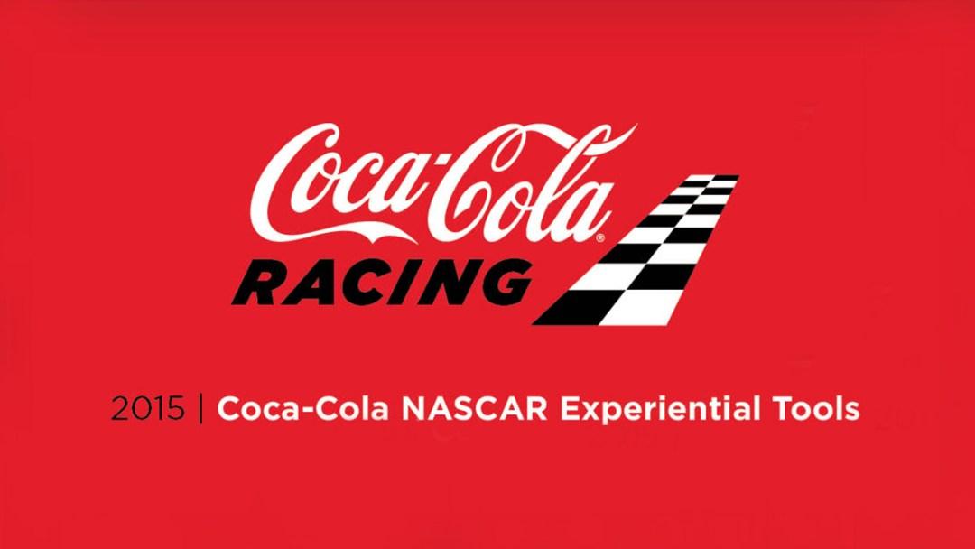 Coke Nascar Page