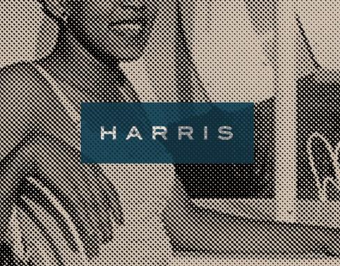 Harris Family Reunion Brand Identity