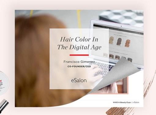 eSalon Presentation Design