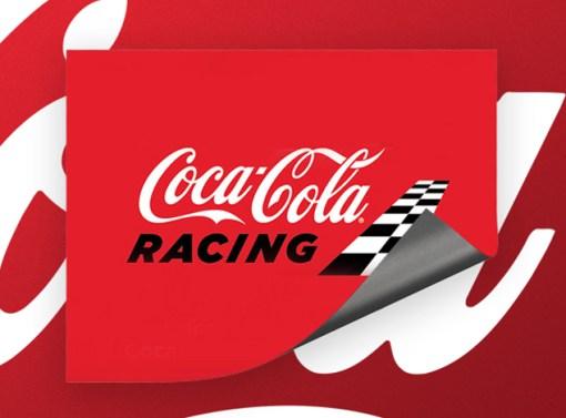 Coca-Cola/Nascar Presentation Design